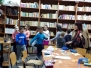 Activități în parteneriat cu biblioteca, Școala Gimnazială Vulturu, Gr.6-10